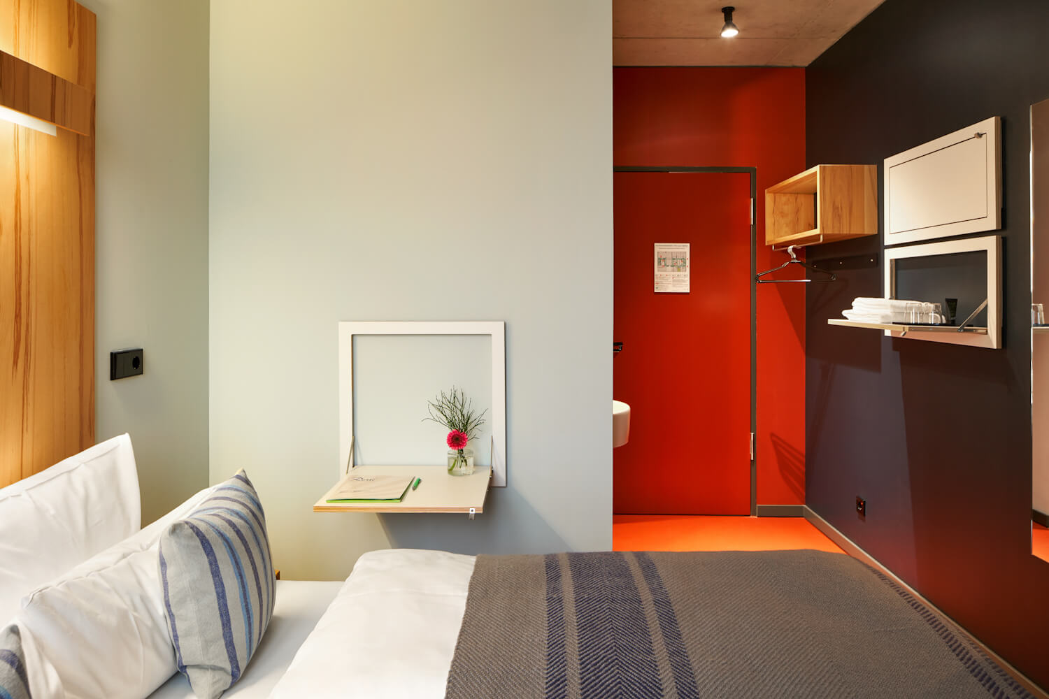 Ambivalenz Furnishes Hotel Rossi With Flexible Furniture Solutions