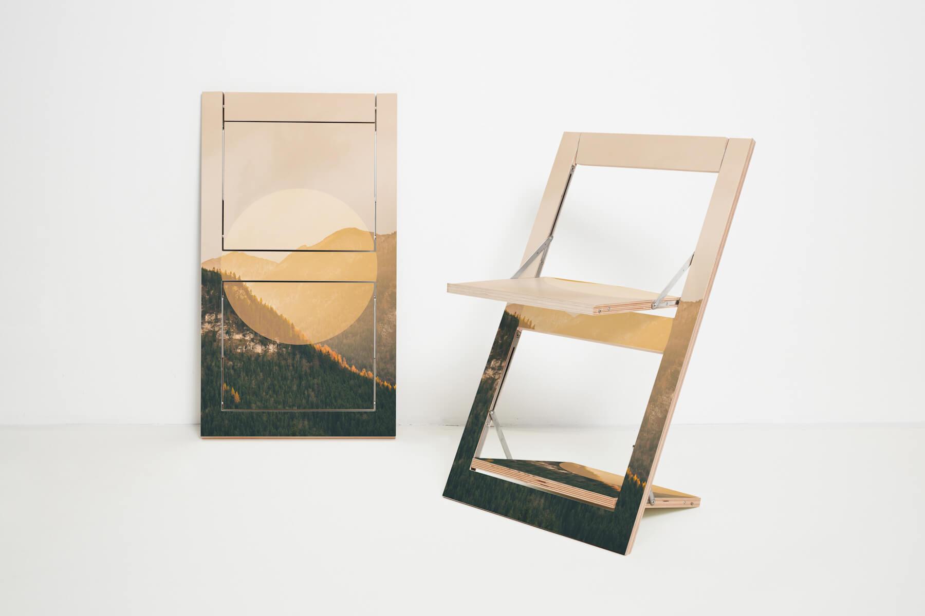 Flapps Folding Chair Alps Joe Mania
