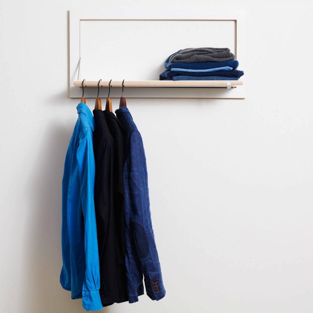 Garderoben und Kleiderstangen