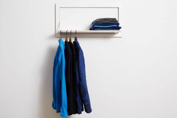 Flaepps Kleiderstange Clothes Rail Haengrail AMBIVALENZ WEB